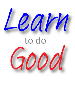 Learn to Do Good in China