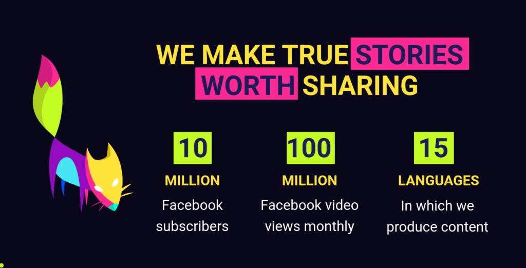 Telling True Stories Worth Sharing