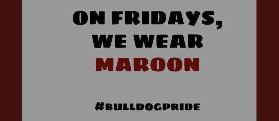 Bulldog Pride Inspires Doing Good, too