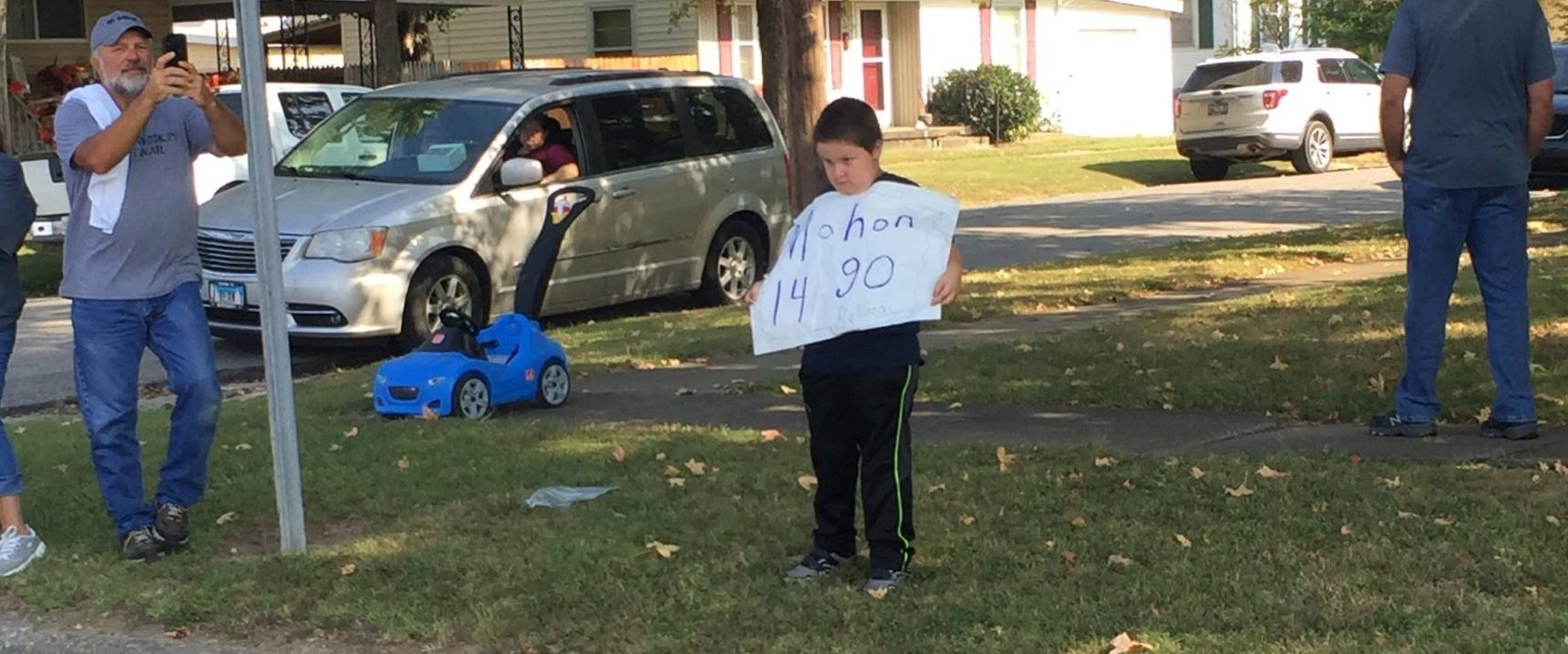 Act of Kindness - 6th Graders Do Good, too