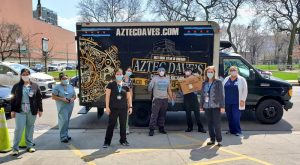 Good Samaritan Food Truck Owner Providing Free Meals All Over The Chicagoland Area