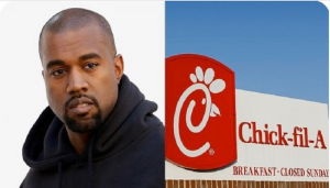 Rapper Kanye, Chick-fil-A Partner with LA Dream Center to Serve 300,000 Meals to Needy