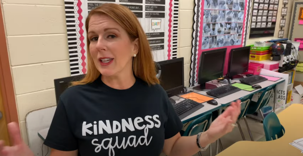 Florida Teacher's 'Kindness Squad' Becomes Infectious and Spreads Joy in School and Beyond