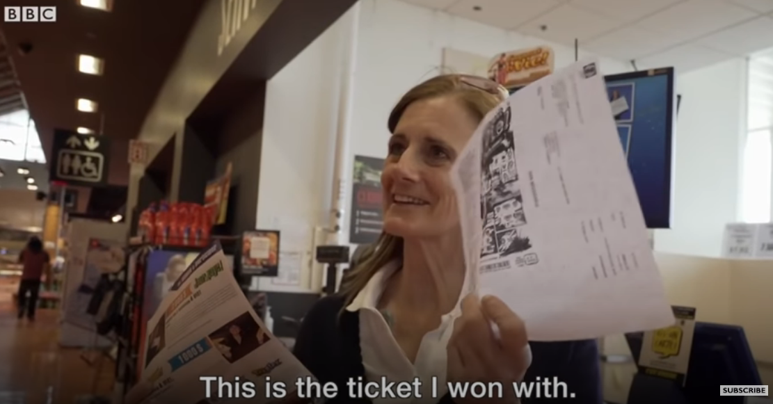 Quebec Woman Sets an Example by Donating her $1,000 Weekly Lottery to Charity