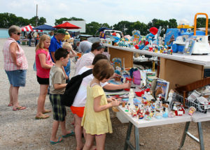 Free Rummage Sale Makes Big Impact on Small Town
