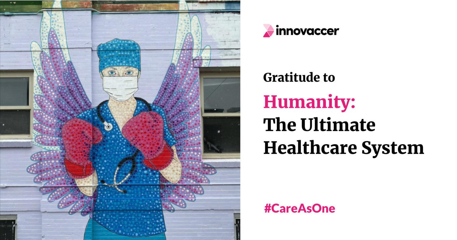 Innovaccer Launches 'Care As One Campaign' to Express Solidarity For Unseen Warriors