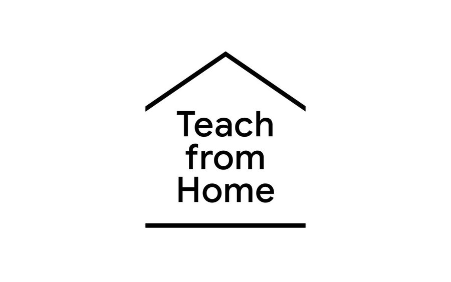 each from Home, a tools & resources hub to help teachers continue teaching during school closures