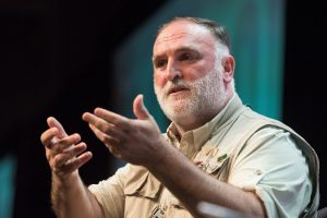 Good Samaritan Celebrity Chef Jose Andres Paying Restaurants To Feed the Hungry