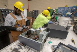 Doing Good: Brightmark Recycling Company Giving Ex-Convicts A Job Again