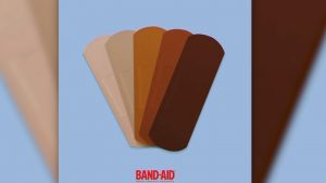 Band-aid Doing Good and will Soon Offer Bandages for Darker Skin Tones
