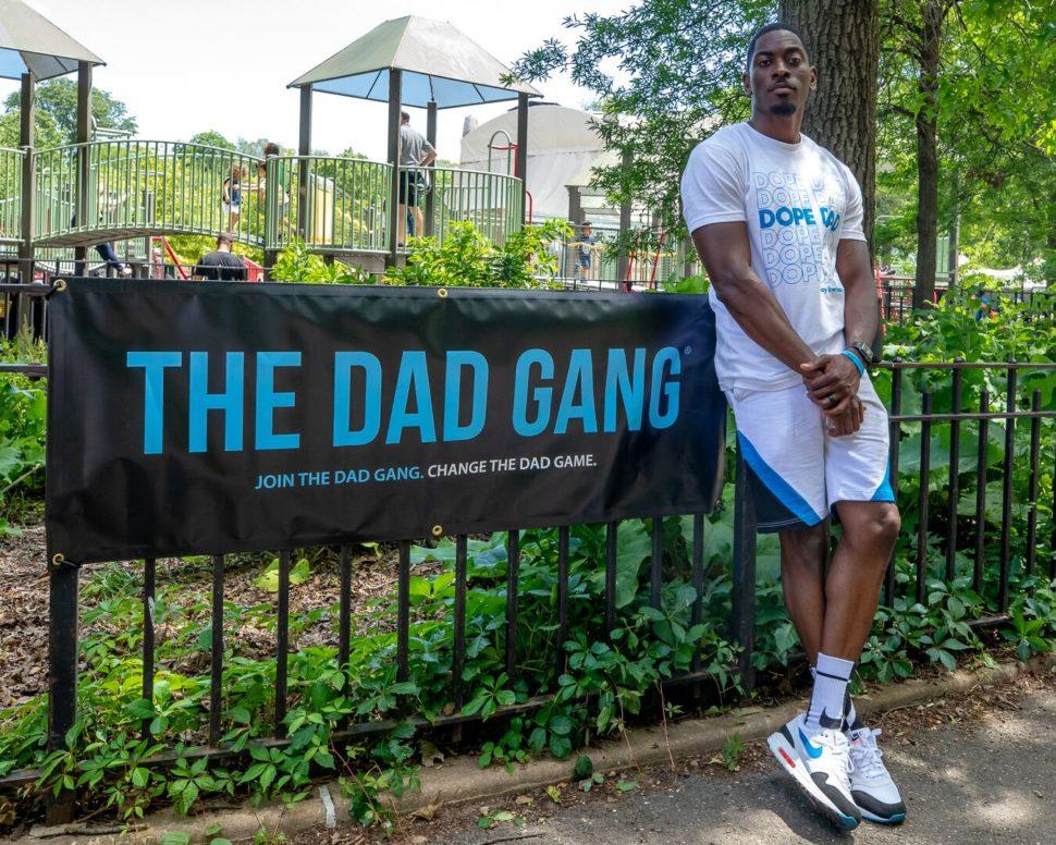 Good News: 'Dad Gang' Celebrating Black Fatherhood