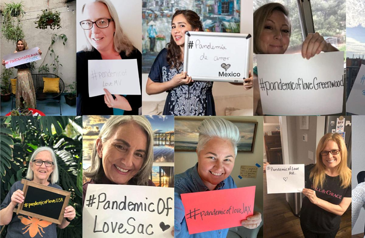 New Website 'Pandemic of Love' Connects Good Samaritans to 132,000 People in Need