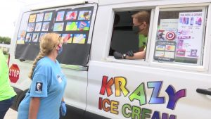 Florida Pastor Relives Dream of 17 at 73, Drives Ice Cream Truck on Birthday to Share Free Treats