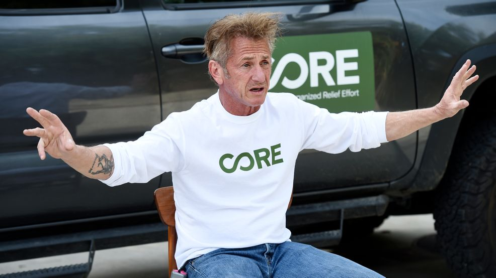 Good News: Sean Penn's Nonprofit Providing Testing in 10 Cities for Free