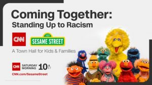 Read more about the article Good News: Sesame Street Held Town Hall for Kids and Families