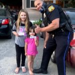 Wareham Cops Rewarding Kids Doing Good With Ice Cream Coupon