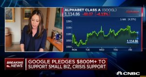 Google Allocates $800M Ad Credit and Loan Support Program to Help Small Businesses