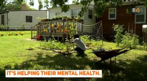 YouTube Gardening Star Randy Helping People Fight Mental Health Challenges