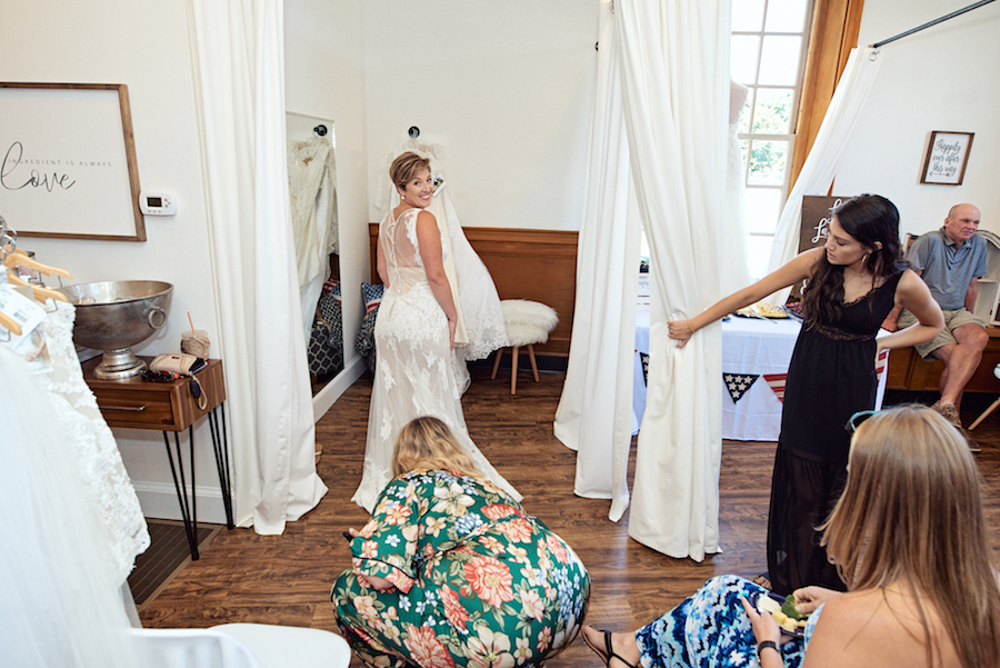 Brides Across America Doing Good Donating Dresses to Frontline Health workers