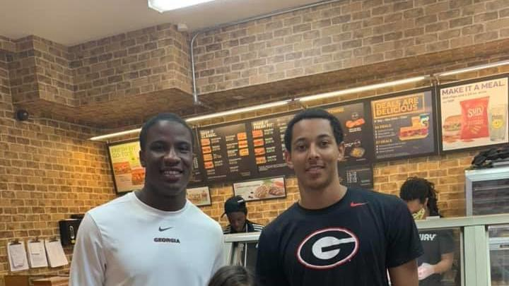 Georgia Football Players Go Viral on Facebook After Local Act Of Kindness