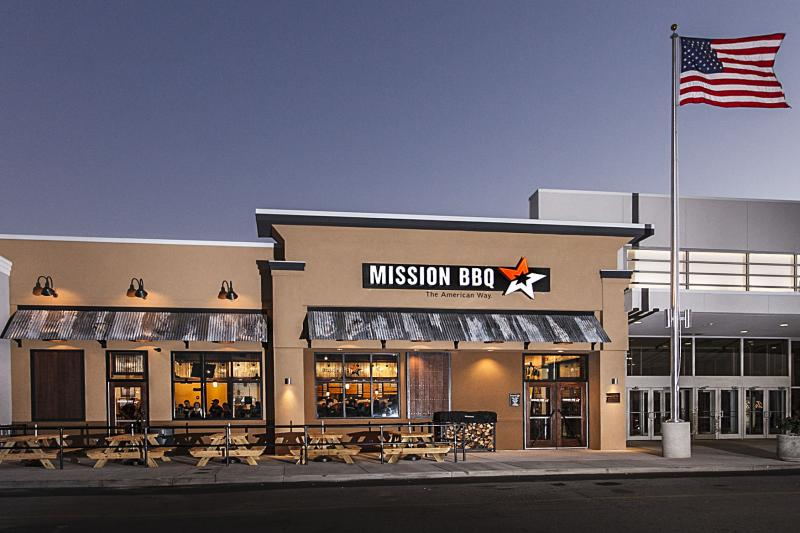 Mission BBQ on a Mission of Doing Good