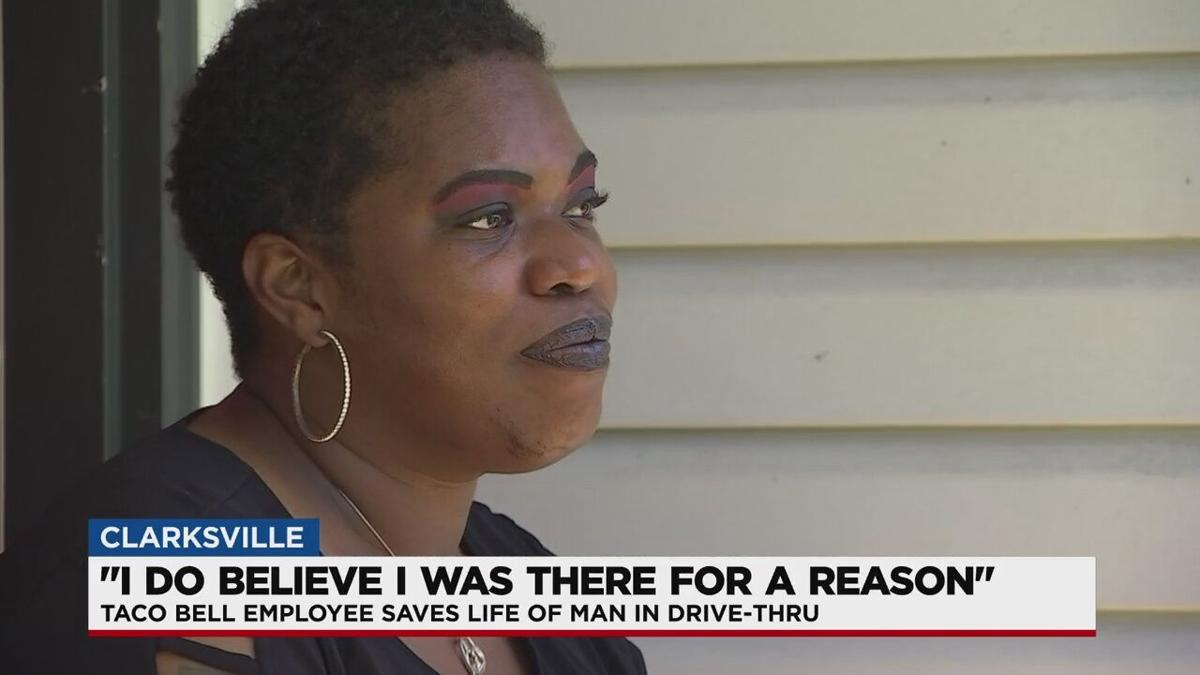 Taco Bell Employee Saves Man's Life After He Passed Out in Drive-Thru