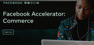 Facebook Doing Good by Starting Accelerator Program For E-Commerce Start-Ups