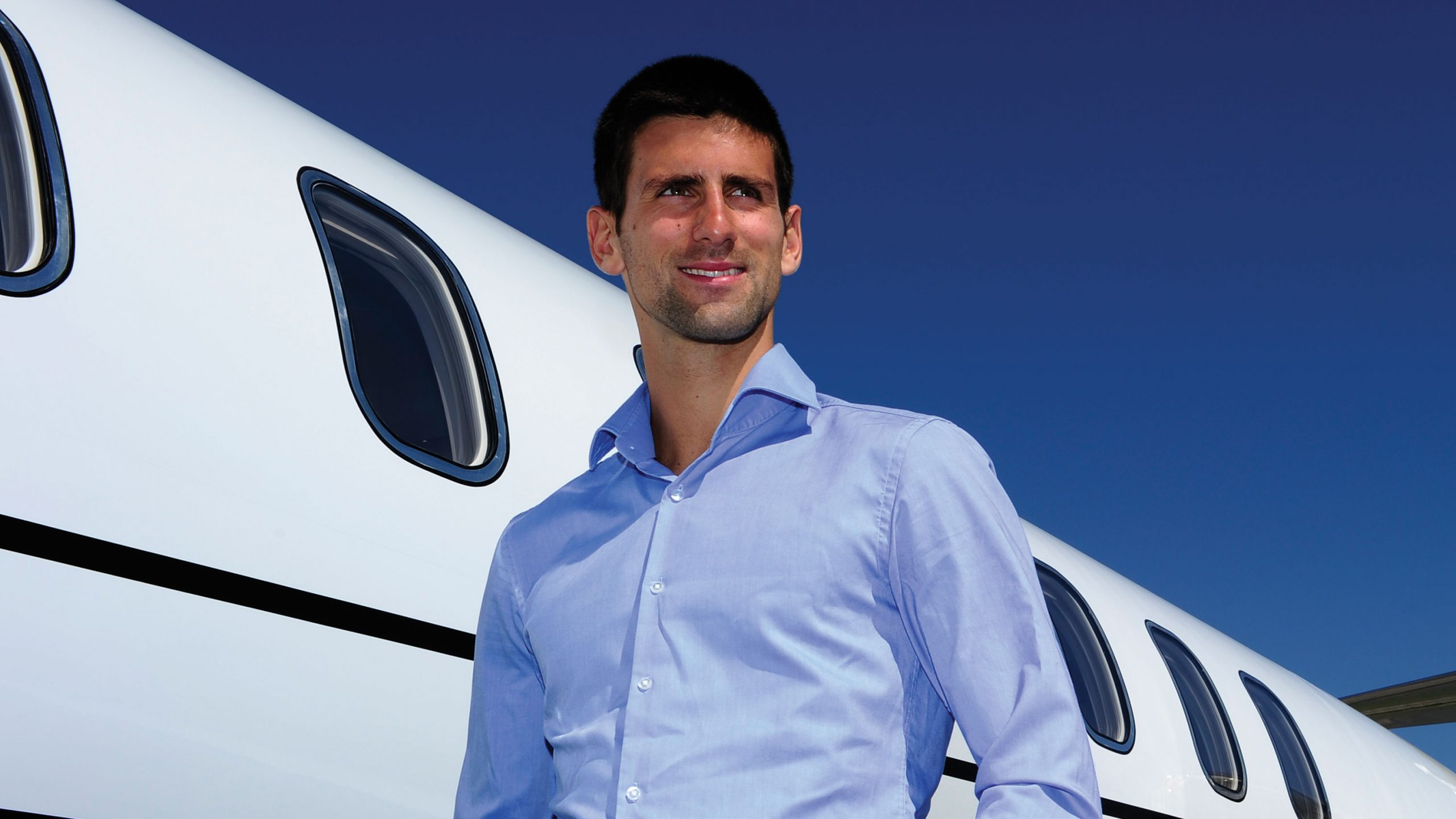 Tennis Star Novak Djokovic Finances a Private Jet for Medical Treatment of Baby Girl
