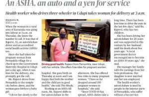 Woman Auto Driver Turns Good Samaritan, Offers Free Ride To Pregnant Women
