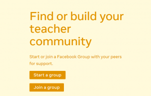 Facebook Launches Educator Hub to Help Teachers and Students Coordinate Better