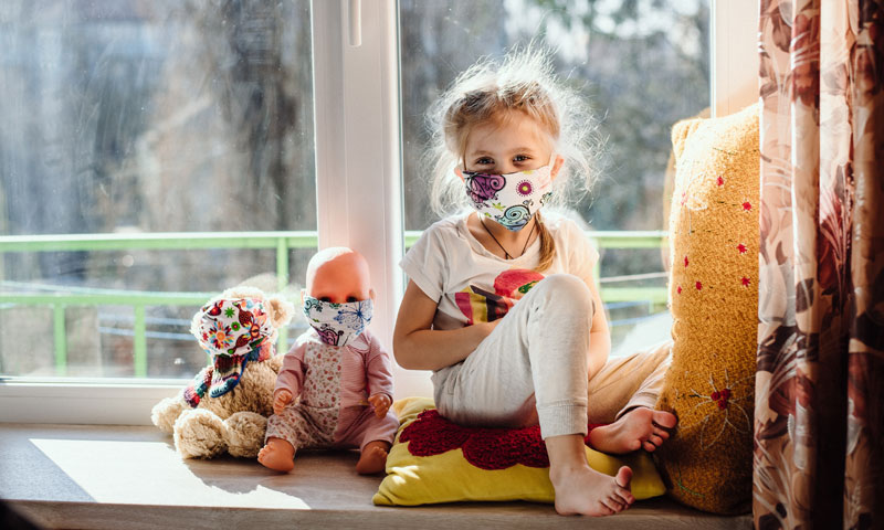 Tips to Help Kids Overcome Anxiety During The Pandemic