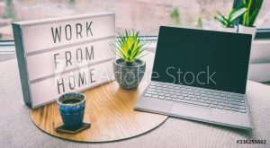 Companies Preparing Employees for 'Forever' Work-From-Home