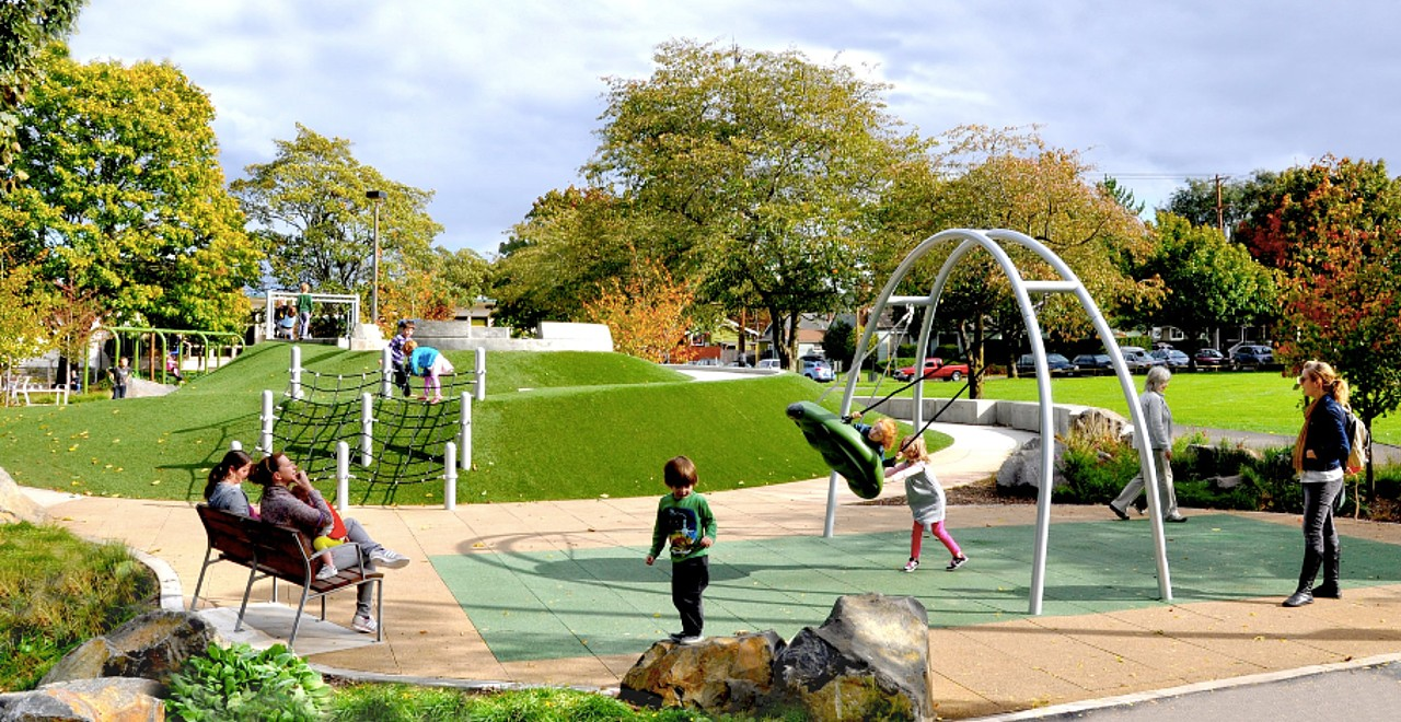 Dad Doing Good Making Local Playgrounds Disability Friendly, Other Cities Adopt His Brilliant Design