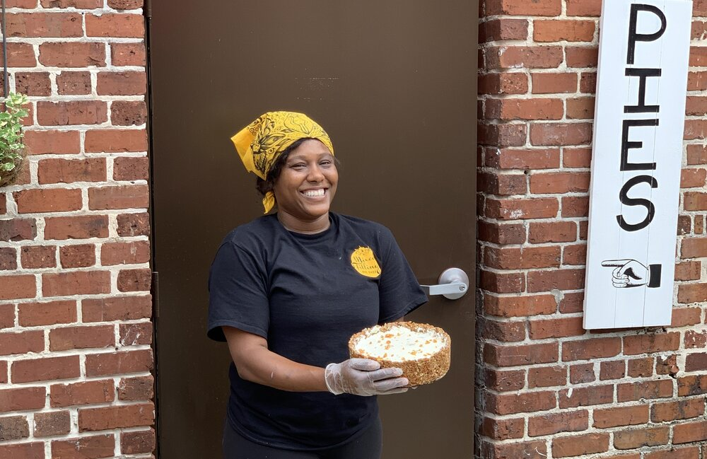 Mixed Fillings Pie Shop Doing Good Celebrating Community Members' Good Actions